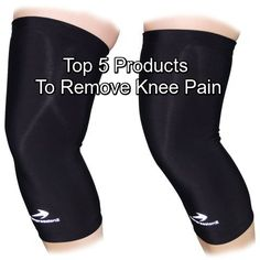 Top 5 Products To Seriously Reduce Knee Pain  ... see more at InventorSpot.com