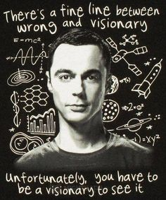 Sheldon Cooper - The Big Bang Theory #quotes