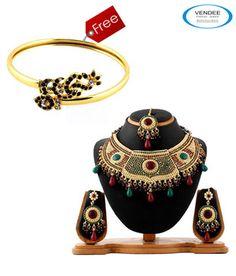 Vendee Fashions Elegant Jewellery Combo