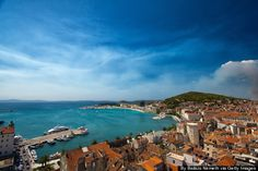 Split, Croatia - Great article about the most overlooked european cities you must visit!