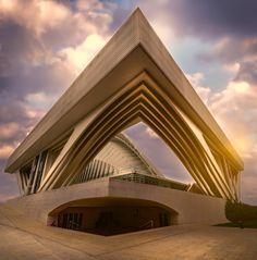 Palacio Calatrava by Jose Luis Mieza on 500px