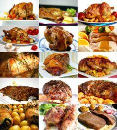 15 receitas de carne a pensar no dia de Natal