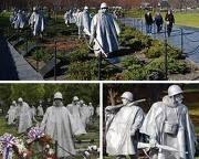 Washington, D.C., Korean War Memorial