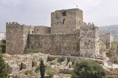 Byblos Crusader Castle!