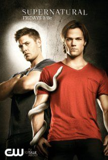 Supernatural, LOVE this show!!