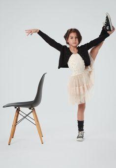 Eliane et Léna - Children fashion on Les Culottes Courtes