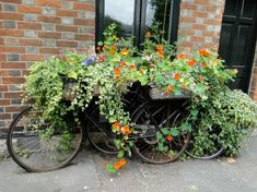 Easy Handmade original flower garden ideas. | Handmade website