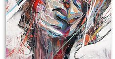 More by DOC...  Lost in the flow - Danny OConnor DOC by Art By Doc, via Flickr