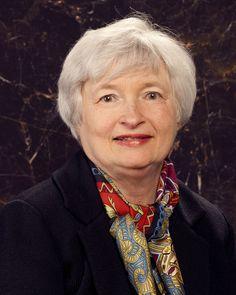 Las 10 mujeres más poderosas en 2014, según Forbes: Janet Yellen, presidenta de la Reserva Federal