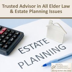 As a trusted advisor and council in all elder law and estate planning matters, Elder Law Attorney Frank Campisano provides expert legal and personal guidance through the NJ probate process. For more information, visit http://www.scclegal.com/elder-law-nj/nj-estate-planning/ #attorney #ElderLaw #eldercare #njestateplanning #NewJersey