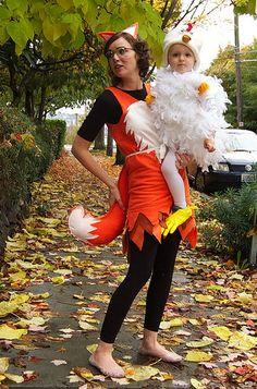 totally making Sam a fox costume