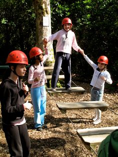 Confidence Course, Leadership Courses, Recreational Therapy, Ropes Course, Playground Ideas, Obstacle Course, Outdoor Games, Team Building, Blue Bird