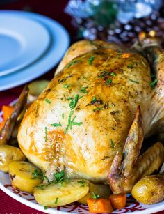 Roast Chicken… can`t go wrong