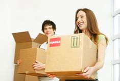 Tips for Moving from Allstate.  I love the idea of a Reverse Housewarming Party!!