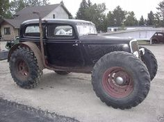 whaaaat! i would drive the Hell out of this!