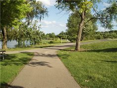 Gallup Park, Ann Arbor MI. A favorite running spot.