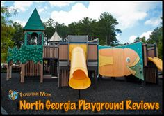 Kidzstock Playground, Woodstock, GA. Designed by Leathers & Associates.