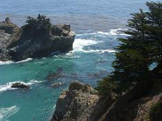 breath taking views while in Carmel, CA