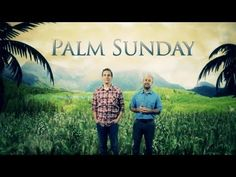 What is Palm Sunday? The Skit Guys explain the history and significance of Palm Sunday as only they can.
