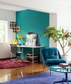 Como pintar un apartamento moderno tendencias 5
