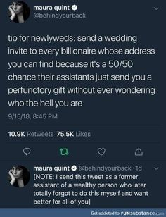 Read information on how to plan a wedding people Click the link for more. Read information on how to plan a wedding people Click the link for more. Cute Wedding Ideas, Wedding Goals, Wedding Tips, Perfect Wedding, Our Wedding, Dream Wedding, Wedding Hacks, Wedding Stuff, Wedding Humor