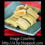 Steamed Coated Banana Wrapped in Banana Leaves | Nagasari