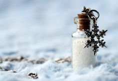 kitschykoo - Let It Snow - Christmas vial necklace, $18.00 (http://www.kitschykoo.com.au/let-it-snow-christmas-vial-necklace/)