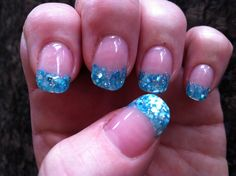 Marbeling With Crushed Shells Nail Art Gallery By Nails Magazine Community Pins Pinterest Galleries And