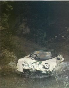 Ad augusta per angusta Sport Cars, Motor Sport, Yellow Car, First Car, Rally Car, Courses, Monte Carlo, Alfa Romeo, Subaru