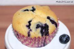 Blaubeer Muffin Heidelbeer Muffin Rezept