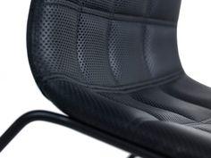 knudsen berg hindenes: bop chair for offecct