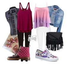 """Untitled #63"" by xcastielx on Polyvore featuring maurices, 7 For All Mankind, Vans, prAna, Chanel and Effy Jewelry"