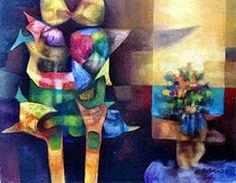 Resultado de imagen para artistas cubistas latinoamericanos