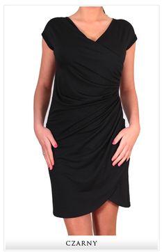Polskie sukienki Danvera w dużych rozmiarach (do 50 zł)   Szafa Size Plus