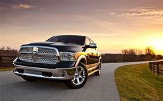 2013 Dodge Ram 1500... it's not a Chevy but it's pretty!!!
