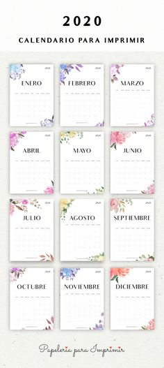 2020 mensual gratisCalendario imprimible 2020 mensual gratisimprimible 2020 mensual gratisCalendario imprimible 2020 mensual gratis Simplify: 25 Printables to Help You Organize Your Life Diy Agenda, Agenda Planner, Monthly Planner, Printable Planner, Free Printables, Bullet Journal School, Bullet Journal Inspo, Junk Journal, Calendar 2020