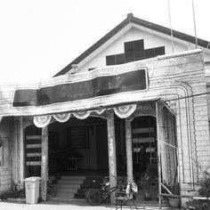 Ketoprak building at Taman Hiburan Rakyat Surabaya