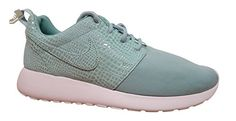 Nike Womens Roshe One Print Running Trainers 844958 Sneakers Shoes (us 7.5, cannon pure platinum 004) - Nike sneakers for women (*Amazon Partner-Link)