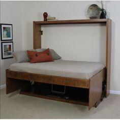 Best Murphy Bed Plans Free Plans Free Download Diy Murphy Bed 400 x 300