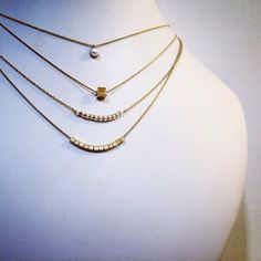 Our new gold plated French jewellery brand Hanka In available @boxpark store