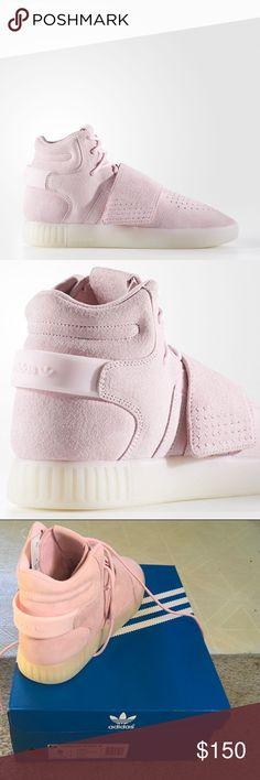 adidas pink tubular invader