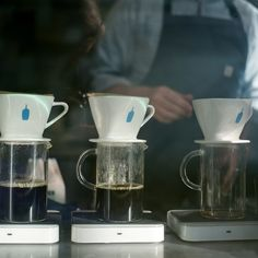 365 Days of Coffee - Blue Bottle Heath | SF Hasselblad 500CM | Fuji Pro...