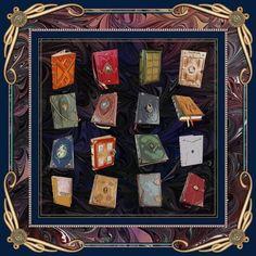 A Designer Silk Scarf in Honor of all my fellow Bookbinders out there. Exlibris Fantasma by BCbandana https://artofwhere.com/artists/bcbandana/silk-scarves . . . . #bccreativity #libro #leatherboundbooks #leatherjournal #books #bookbinding...