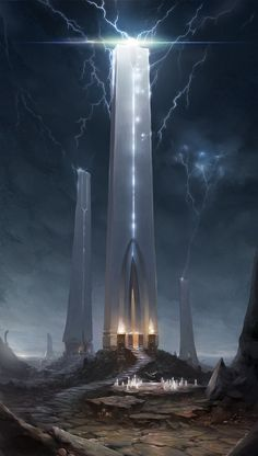 stele, Yi Wei on ArtStation at https://www.artstation.com/artwork/stele