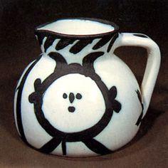 Picasso Pablo : Ceramic