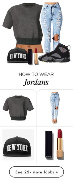 """""""I wish I was on vacation"""" by wateveruwant on Polyvore featuring Neil Barrett, Stampd, Chanel, Retrò, women's clothing, women's fashion, women, female, woman and misses"""