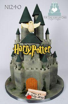 N1240-harry-potter-hogwarts-castle-cake-toronto | Flickr - Photo Sharing!