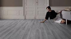 Vinyylilankku Gerflor Virtuo 55 Clic, Club Grey 0288 Hardwood Floors, Flooring, Grey Oak, Tile Floor, Interior Design, Club, 3d, Tiles, Vinyl Flooring