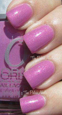 "Orly ""Preamp""    The PolishAholic: Orly Fall 2012 Electronica Collection Swatches!"