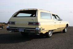 '77 Chrysler Town & Country Imperial New yorker